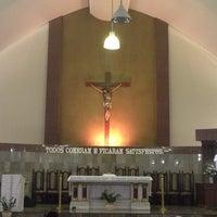 Photo taken at Igreja São Luiz Gonzaga by Fernando A. on 8/2/2014