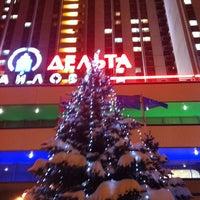 Снимок сделан в Измайлово «Гамма-Дельта» / Izmailovo Gamma Delta Hotel пользователем Zavdat G. 1/21/2013