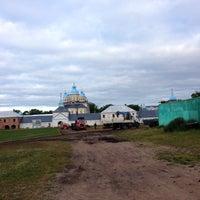 Photo taken at Коневецкий монастырь by Viktor Z. on 7/6/2017