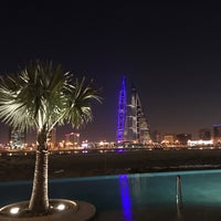 Photo taken at Four Seasons Hotel Bahrain Bay by Summer . on 1/14/2018