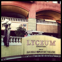 Photo taken at Lyceum Theatre by SD F. on 1/30/2013