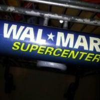 Photo taken at Walmart by Renan G. on 1/19/2013