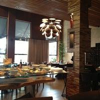 Photo taken at Geppos Restaurante by Izakeline R. on 6/11/2013