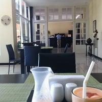 Photo taken at Hotel Caña Brava by Douglas M. on 2/25/2013