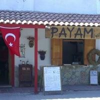 Photo taken at Payam Beach Restaurant by Göksel V. on 8/30/2013
