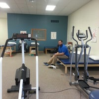 Photo taken at Atlas Physical Therapy by Matt J. on 12/31/2012