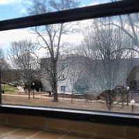 Photo taken at Pamplin Hall by Amy K. on 3/28/2013