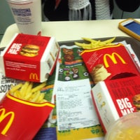 Photo taken at McDonald's by Marvin T. on 6/24/2013