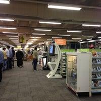 Photo taken at Jarir Bookstore by Saleh on 12/28/2012