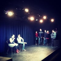 Photo taken at Philly Improv Theater (PHIT) by Philly Improv Theater on 2/28/2015