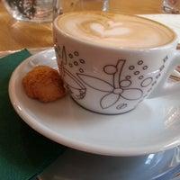Photo taken at La Bohème Café by Jana S. on 9/12/2014