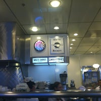 Photo taken at Johnny Rockets by Joseph G. on 7/5/2013