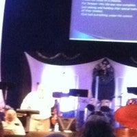 Photo taken at Lincoln Glen Church by Joseph G. on 12/30/2012