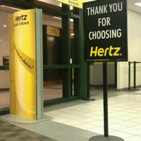 Photo taken at Hertz by 🎀Cheryl🎀 on 9/24/2012