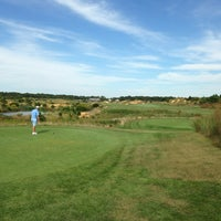 Photo taken at Twisted Dune Golf Club by Christian H. on 8/16/2013
