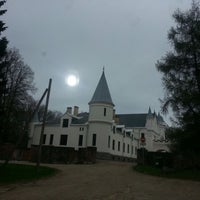 Photo taken at Alatskivi Loss by Zaiga J. on 5/12/2013