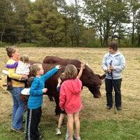 Photo taken at Pettengill Farm by Julie D. on 10/6/2013