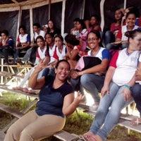 Photo taken at Escola Estadual Alfredo Rêgo by Jamilson L. on 10/13/2013