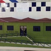 Photo taken at Escola Estadual Alfredo Rêgo by Jamilson L. on 2/11/2014