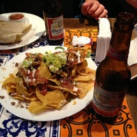 Photo taken at Blue Agave Mexican Bar by Leonardo E. on 7/17/2013