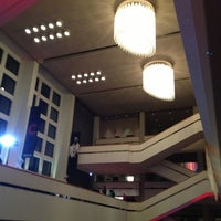 Photo taken at Centennial Concert Hall by Jen O. on 3/2/2013