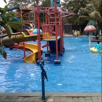Photo taken at Siliwangi Swimming Pool by Valencienne H. on 3/21/2013