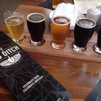 Photo taken at Big Ditch Brewing Company by Brock B. on 7/31/2015