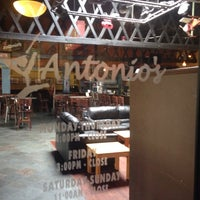 Photo taken at Antonio's Sports Bar & Grille by Scott C. on 5/19/2014