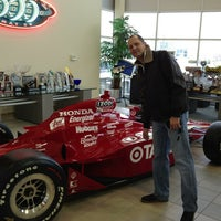 Photo taken at Chip Ganassi Racing by Greg H. on 3/4/2013