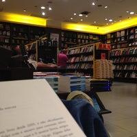 Photo taken at Saraiva MegaStore by Damazio P. on 3/12/2013