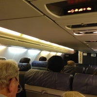 Photo taken at Gate C25 by Mary L. on 2/5/2013