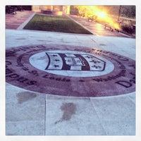 Photo taken at Washington University by Dwayne T. on 4/26/2013