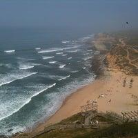 Photo taken at Ribeira d'Ilhas by Sara S. on 8/28/2013