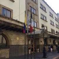 Photo taken at De Mendoza Hotel by Demetrio R. on 1/26/2017