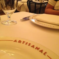 Photo taken at Artisanal Fromagerie & Bistro by Charry D. on 6/14/2013