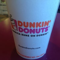 Photo taken at Dunkin' Donuts by Charry D. on 3/30/2013