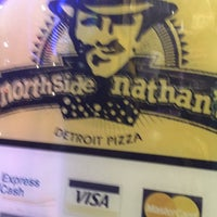 Photo taken at Northside Nathan's Pizza by Fuzzy Dunlop on 11/21/2016