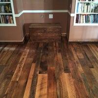 Photo taken at ENMAR Hardwood Flooring by Jen K. on 1/23/2017