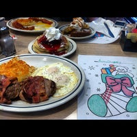 Photo taken at IHOP by Anthony K. on 12/10/2012