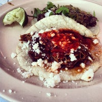 Photo taken at Pinches Tacos by Anthony K. on 5/24/2013