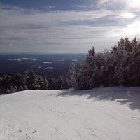 Photo taken at Mount Snow Resort by Jaime on 1/4/2013