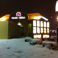 Photo taken at Taco Bell by Gina T. on 12/29/2012