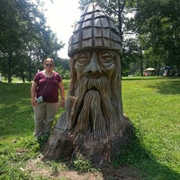 Photo taken at Druid Hill Park by Reverend R. on 7/28/2013