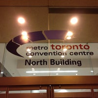 Photo taken at Metro Toronto Convention Centre by Christine S. on 7/20/2013