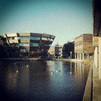 Снимок сделан в University of Nottingham пользователем Adeline Annastasia T. 11/19/2013