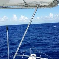 Photo taken at Marlin Deep Sea Fishing by Pavel U. on 2/18/2014