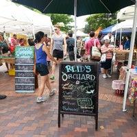 Photo taken at Mt. Pleasant Farmer's Market by Anna J. on 8/10/2013