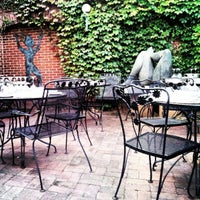 Photo taken at Tabard Inn by Anna J. on 9/23/2012