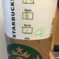 Photo taken at Starbucks by Anna J. on 8/27/2016