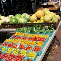 Photo taken at Mt. Pleasant Farmer's Market by Anna J. on 8/17/2013